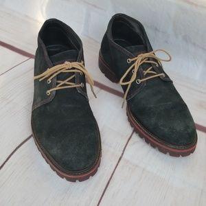 Donald J Pliner Men's Suede Emmitt Chukka Boot